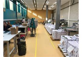 Buchbinderei Industrie