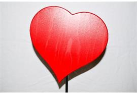 "Herz ""Cuore"" - rot, 26 cm"