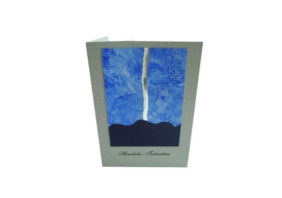 Karten: Trauer - Trauer: Landschaft