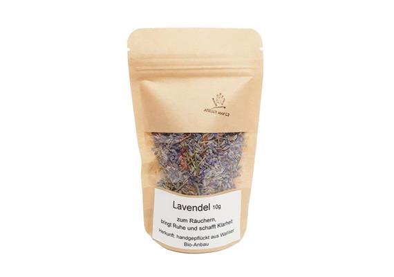 Lavendel zum Räuchern
