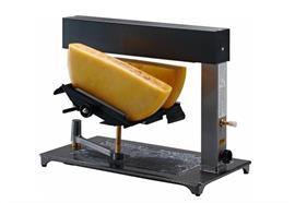Racletteofen: 2 x 1/2 Käse, Brio-Gaz, schwenkbar