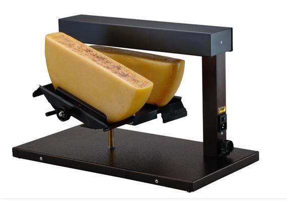 Racletteofen: 2 x 1/2 Käse, DS 2000