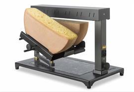Racletteofen: 2 x 1/2 Käse, Super