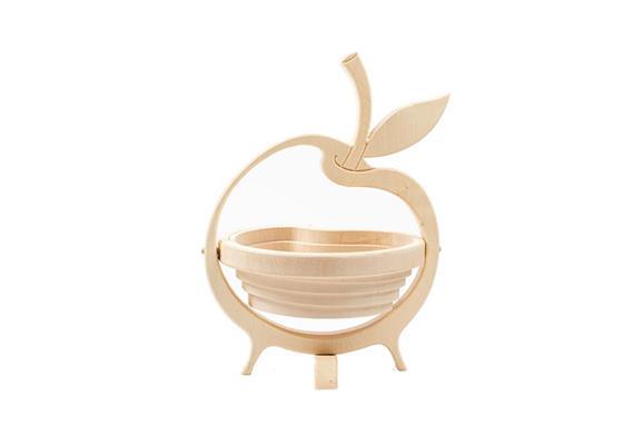Schale Design: Apfel, faltbar